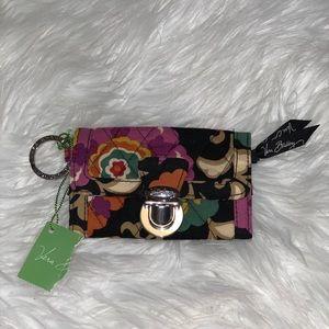 NWT Vera Bradley Quick Swipe ID pouch!